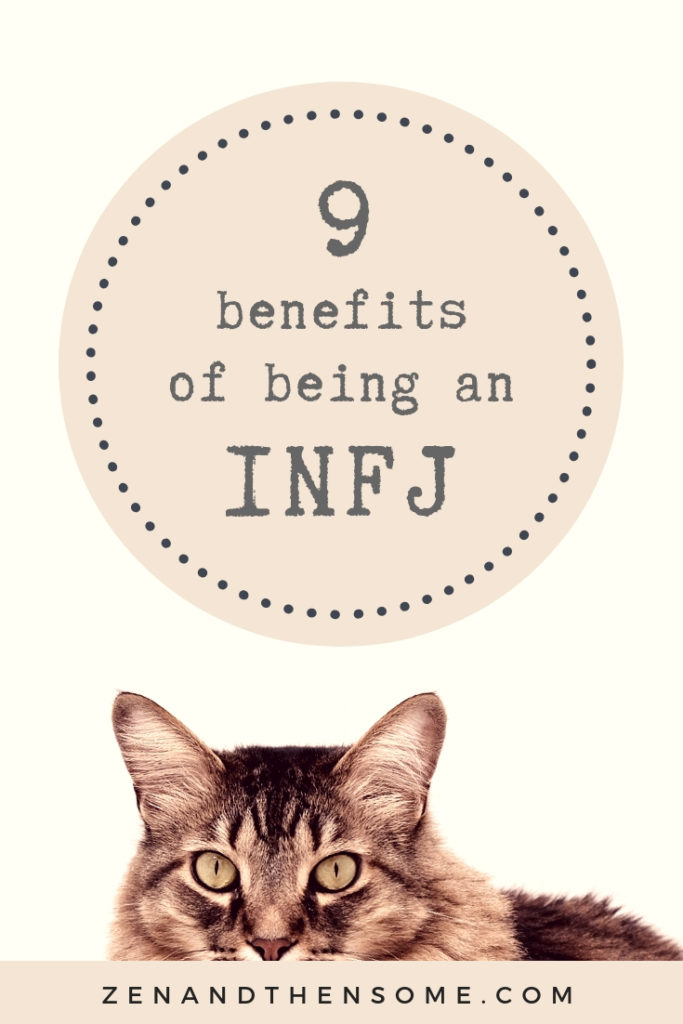 9 benefits of being an INFJ